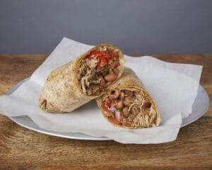 Image of a Mexican Burrito