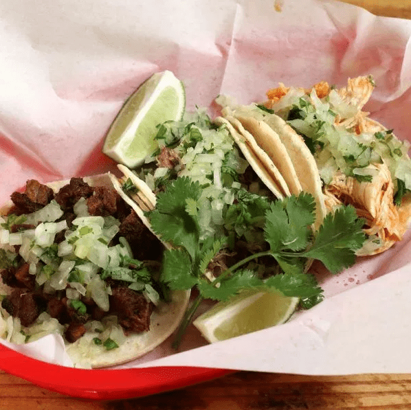 """Mexican """"Street Style"""" Tacos"""