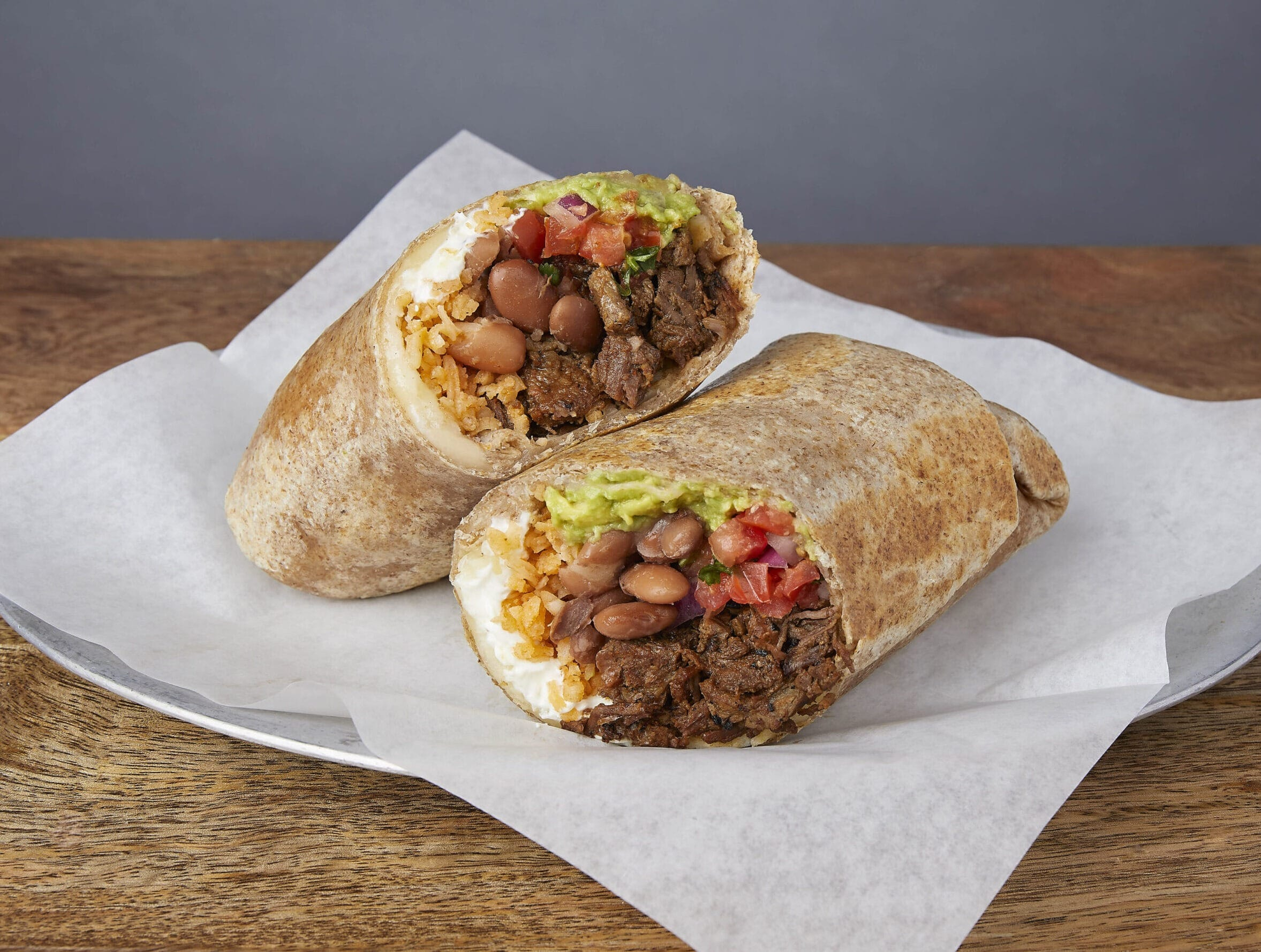 Image of San Francisco Burrito