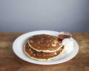 Short Stack Pancake Breakfast